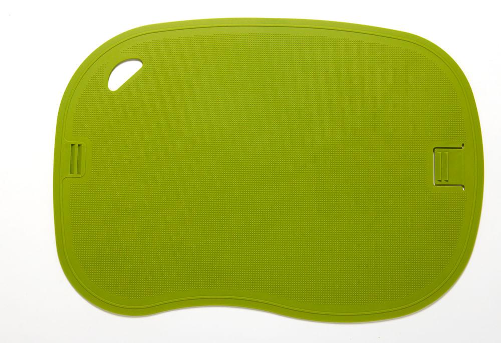 Tábua de Corte Flexível Antibacteriana GetSpace - Verde