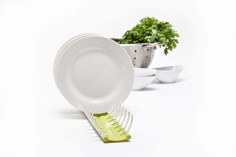 Escorredor de pratos dobravel
