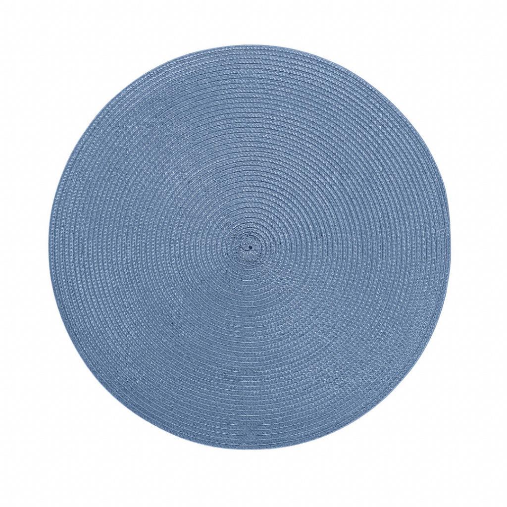 Jogo americano redondo -  Azul Jeans