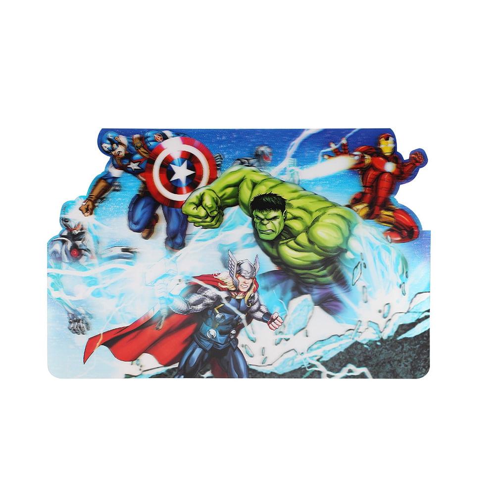 Conjunto avengers vingadores 2 - 3D - Oficial