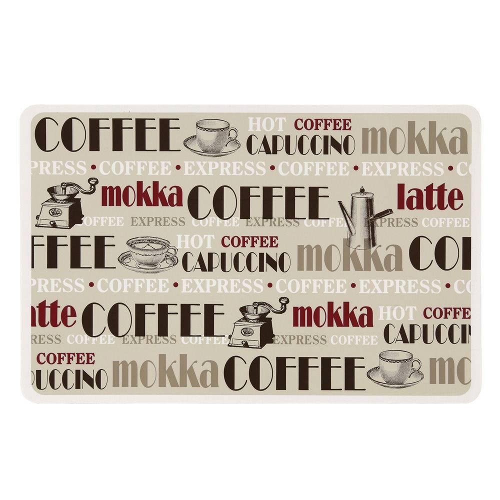 Jogo Americano Mais Cafe e Caneca Have a Coffee