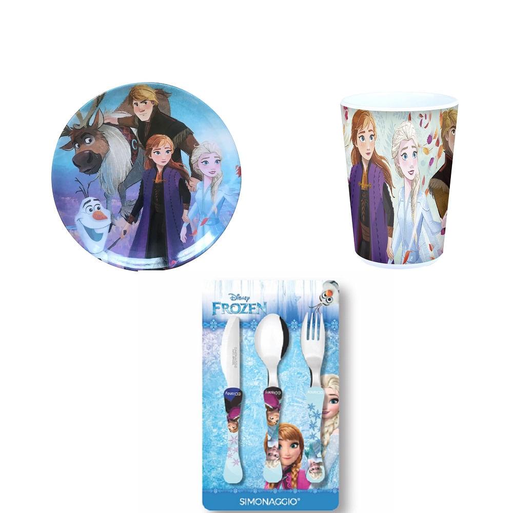 Conjunto Frozen - Inicio - Oficial